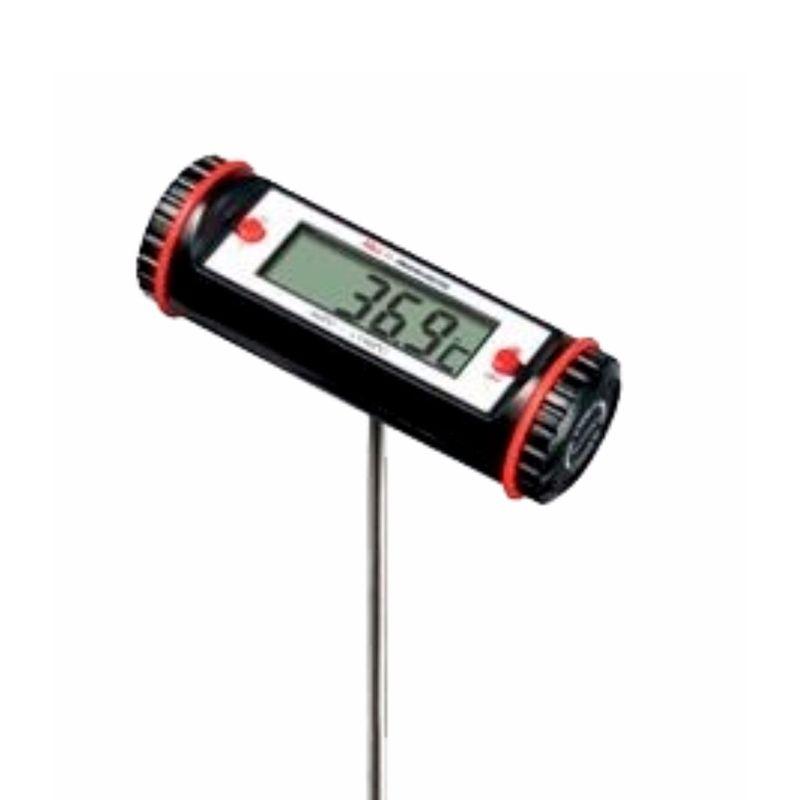 Termometro Pincha Carne Digital 50 300ºc Etereo Bazar Deco Termometro a quadrante per carni da utilizzare per la preparazione e la cottura di arrosti. termometro pincha carne digital 50 300ºc