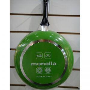 Sartén de Teflón 20cm. Verde. Italiana. Linea Monella
