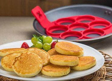 Tutorial: Cociná tus panqueques con nuestro molde de silicona