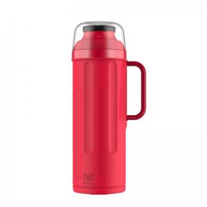 Termo Personal con Pico Matero 1 Litro Color Rojo